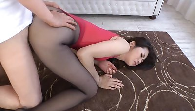 Asian Mature Pantyhose Undertaking