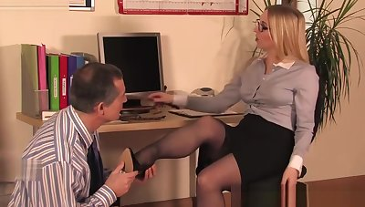 Hottest matured clip MILF unbelievable pretty one